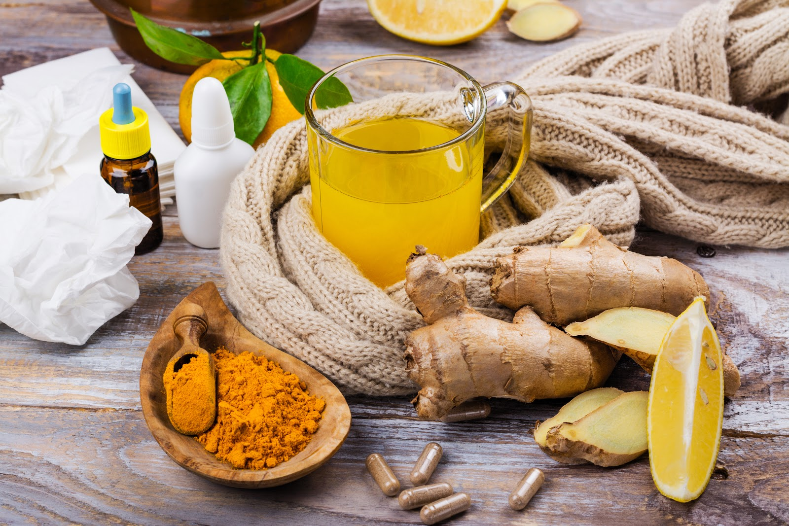 How to Get Rid of a Cold Fast (the Natural Way)