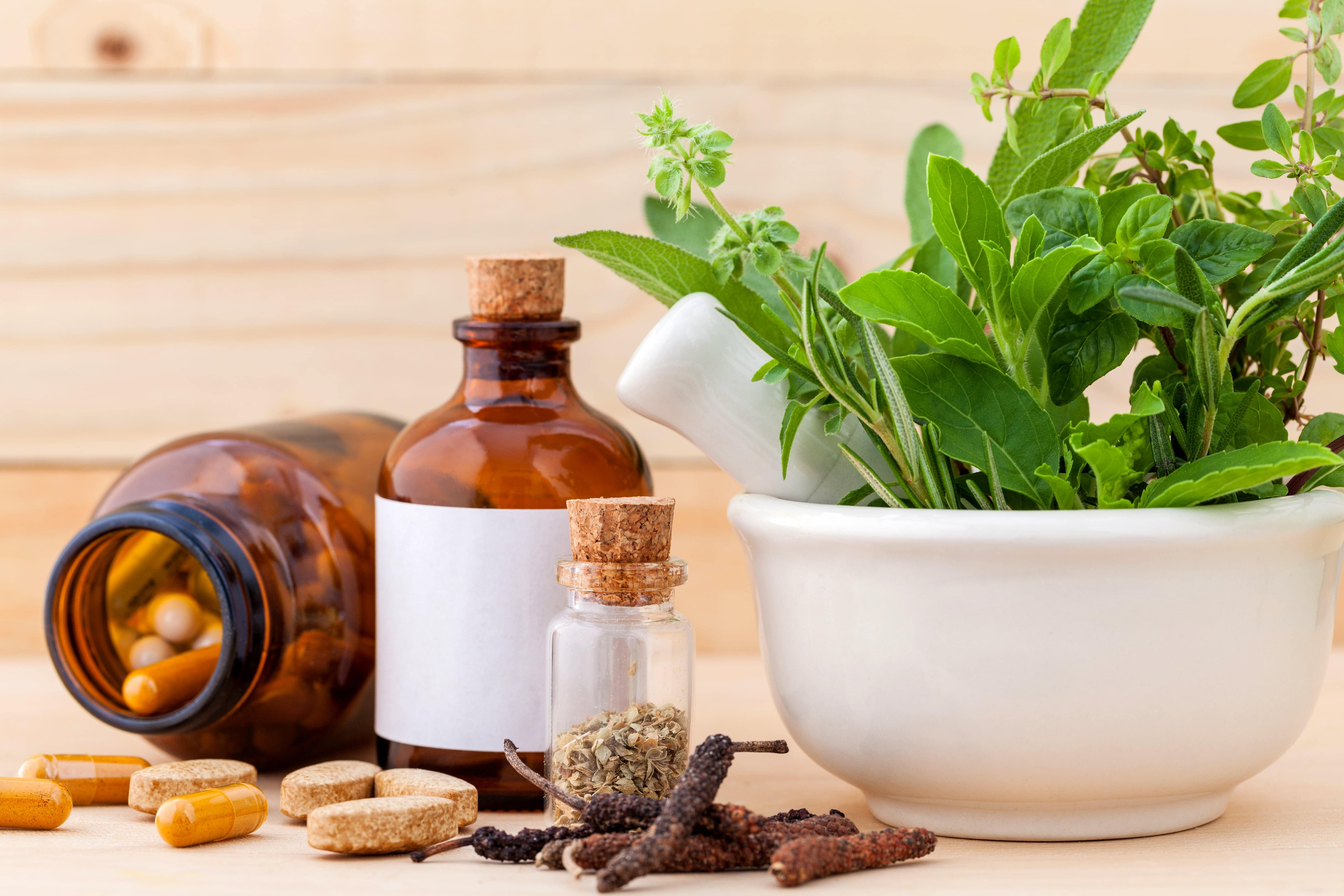 The 5 Best Herbs for Boosting Your Immune System