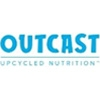 Outcast-Upcycled Nutrition (Formerly TDF Sports)  Logo
