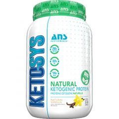 ANS Performance Natural KETOSYS Performance Fuel (All Natural Keto Protein), 2lbs