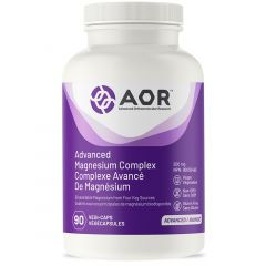 AOR Advanced Magnesium Complex, 200mg