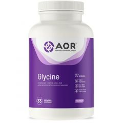 AOR Glycine Powder (Gluten Free and non-GMO), 500g