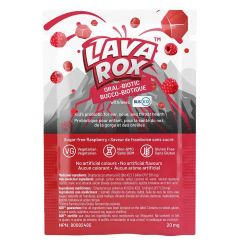 AOR LavaRox Oral-Biotic 20mg for KIDS (Probiotic for Ear, Nose & Throat), Raspberry Flavoured, 24 sachets