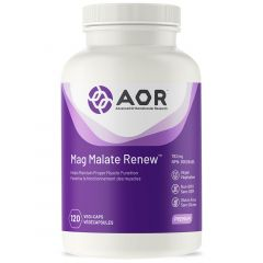 AOR Mag Malate Renew, 793mg