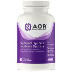 AOR Magnesium Glycinate 90mg