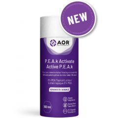 AOR P.E.A.k Activate Lotion (For Softer Skin), 100ml