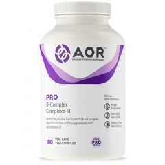 AOR Pro B Complex (Two Sizes!)