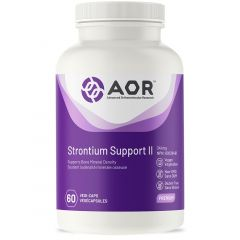 AOR Strontium Support II, 341mg