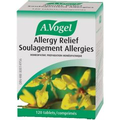 A. Vogel Allergy Relief Tablets, 120 Tablets