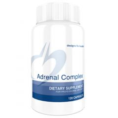 Designs For Health Adrenal Complex, 120 Capsules