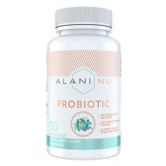 Alani Nutrition Probiotic (25 Billion Active Cultures), 30 Capsules (Coming Soon!)