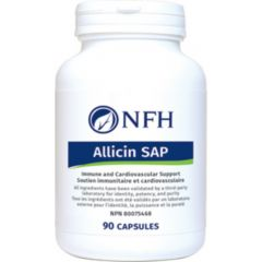 NFH Allicin SAP (Stabilized Garlic), 90 Capsules