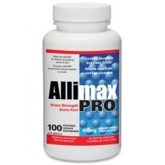 Allimax Allimax PRO 450mg Practitioner Strength, 100 Capsules
