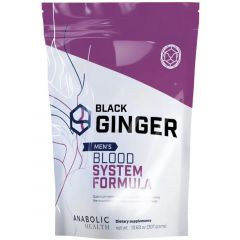 Anabolic Health Black Ginger (Men's Blood Support Formula), 60g