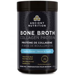 Ancient Nutrition Bone Broth Collagen Protein (321g to 357g)