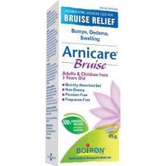 Boiron Arnicare Gel Bruise Relief, 45g (NEW!)