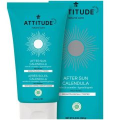 Attitude Skincare After Sun Melt-In Gel (Mint & Cucumber), 150g
