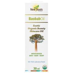 New Roots Baobab Oil (Organic), 30ml