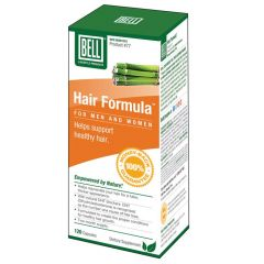 Bell Hair Formula for Men and Women (Formerly Stop Hair Loss) (#77), 120 Capsules