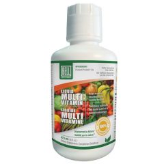Bell Liquid Multi-Vitamin (#13a), 473ml (Estimated Arrival ~ No ETA, Enter your email to be notified)