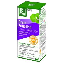 Bell Super IQ Brain Function (#36), 60 Capsules