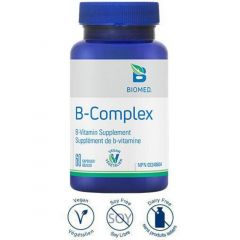 Biomed B-Complex (Phase 1 & 2 Liver Detox Support), 60 Capsules (NEW!)