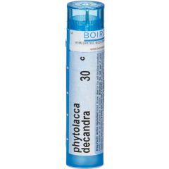 Boiron Phytolacca Decandra 30ch, 80 Pellets