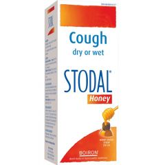 Boiron Stodal Adult Cough Syrup, 200ml
