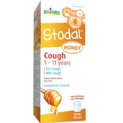 Boiron Stodal Children's Cough Syrup (1-11 yrs)