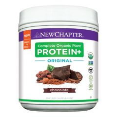 New Chapter Complete Organic Plant Protein (Gluten-Free and Non-GMO)