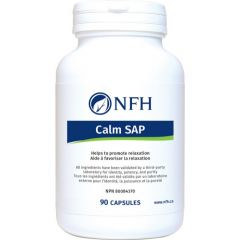 NFH Mood Support SAP (Formerly called Calm SAP), 90 Capsules