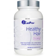 CanPrev Healthy Hair (Proven to reduce hair loss), 30 Softgels