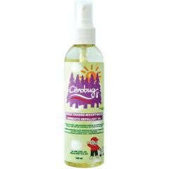 Citrobug Insect Repellent for Kids, Oil, 125ml