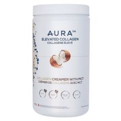 Aura Nutrition Elevated Collagen - MCT Creamer, 300g