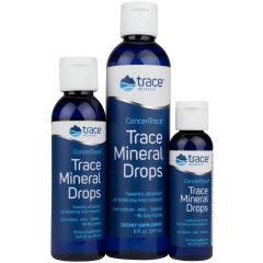 ConcenTrace (Trace Mineral) Mineral Drops (Ages 2 and Up)