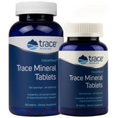 ConcenTrace Mineral, 90 Tablets