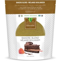Crave Stevia Natural Baking Blend (Brown and White), 380g