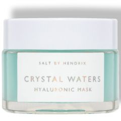 Salt By Hendrix Crystal Waters Hyaluronic Face Mask, 40ml