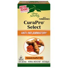 Terry Naturally CuraPro® Select (Halal), 60 Capsules