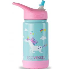 EcoVessel FROST Kids (Drinks Stay Cold & Fresh)