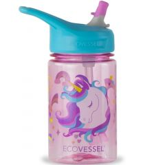EcoVessel SPLASH Kids (Flip Straw Included)