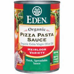 Eden Foods Organic Pizza Pasta Sauce, 398ml