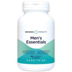 Enhance Fertility Mens Essentials, 180 Capsules