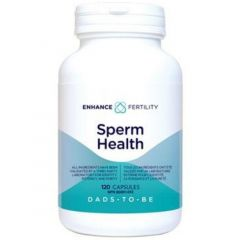 Enhance Fertility Sperm Health, 120 Capsules