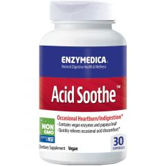 Enzymedica Acid Soothe (Reduce Acid Reflux Symptoms)