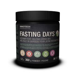 Innotech Fasting Days - Intermittent Fasting Support powdered supplement