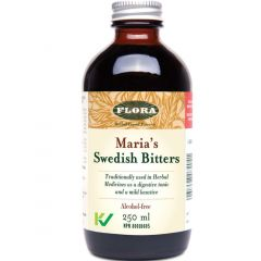 Flora Maria's Swedish Bitters (Alcohol-Free)