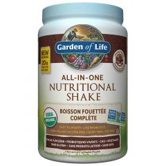 Garden of Life Raw Organic, All-In-One Nutritional Shake