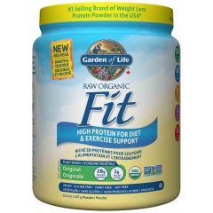 Garden of Life Raw Organic Fit Protein Powder