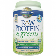 Garden of Life Raw Organic Protein & Greens